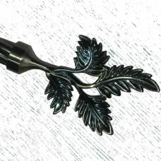 «Папороть» (16 мм). Окончание для круглого карниза