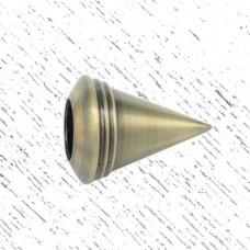 «Конус» (16 мм). Окончание для круглого карниза