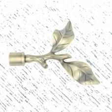 «Лист Розы» (16 мм). Окончание для круглого карниза