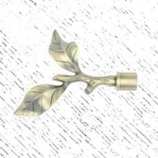 «Лист Розы» (19 мм). Окончание для круглого карниза