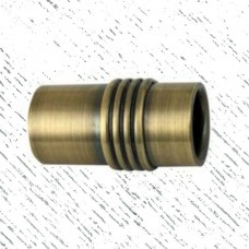 «Цилиндр» (19 мм). Окончание для круглого карниза