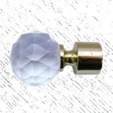 «Кристалл-шар» (25 мм). Окончание для круглого карниза