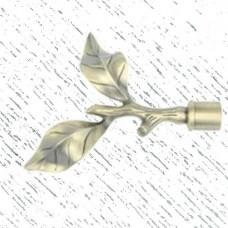 «Лист Розы» (25 мм). Окончание для круглого карниза