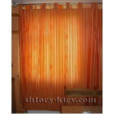 шторы на петлях для кухни