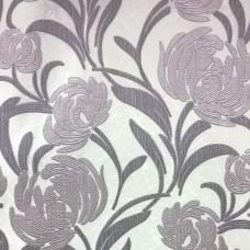 """Фиолетовая ткань для штор """"Роза"""". Скидка"""