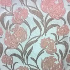 """Розовая ткань для штор """"Роза"""". Скидка"""