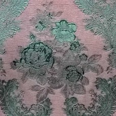 Акционная фиолетовая ткань для штор